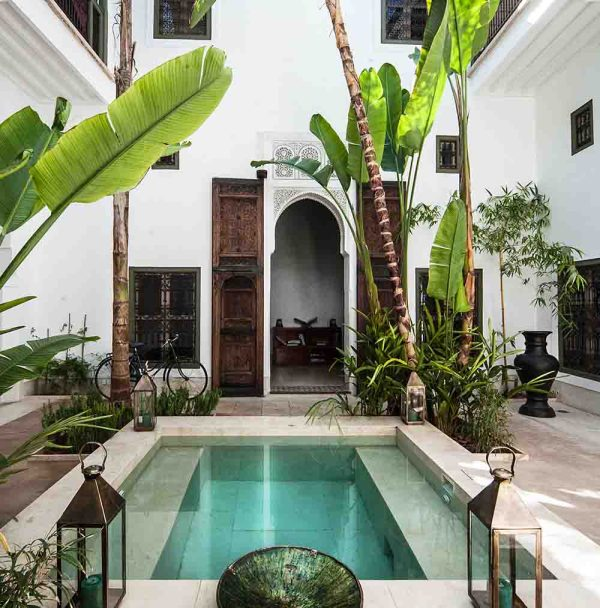 Amberlair Crowdsourced Crowdfunded Boutique Hotel Riad Jaaneman Marrakech