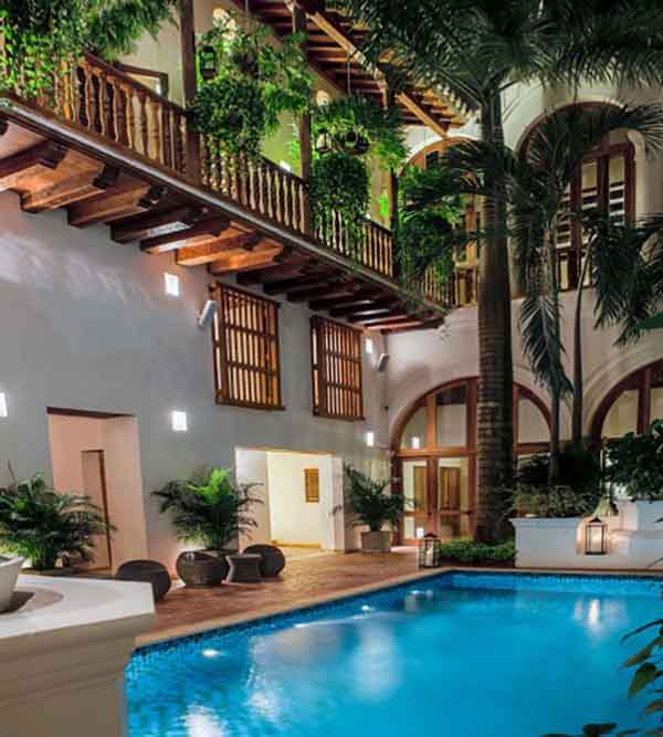 Amberlair Crowdsourced Crowdfunded Boutique Hotel - Casa San Agustin. Compass + Twine