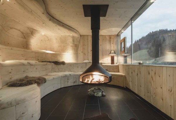 Amberlair Crowdsourced Crowdfunded Boutique Hotel - Mama Thresl, Austria.
