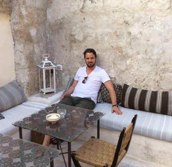 Amberlair Crowdsourced Crowdfunded Boutique Hotel - Marcus Orbe at Blanc in Gallippoli, Italy