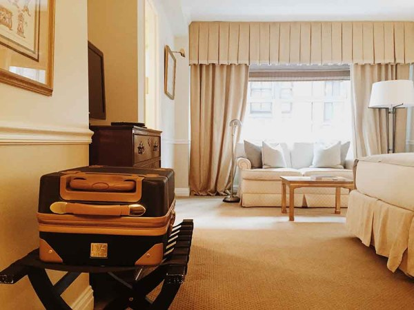 Amberlair Crowdsourced Crowdfunded Boutique Hotel - The Lowell in NYC - #BoHoLover Nyssa of The Cultureur @TheCultureur