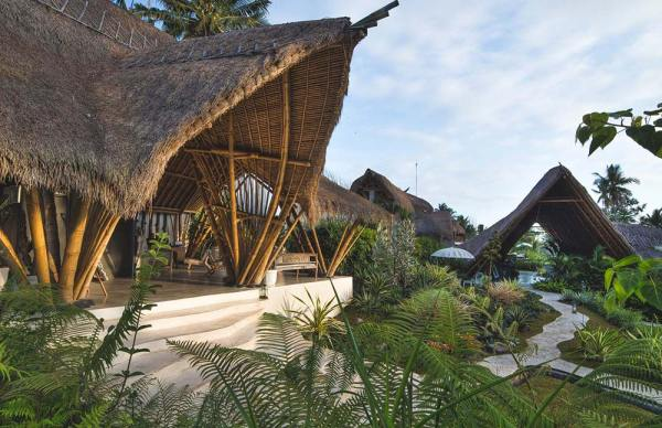 Amberlair Crowdsourced Crowdfunded Boutique Hotel - Sandat Glamping Tents Bali gypsetters