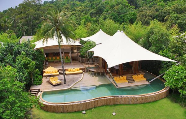 Amberlair Crowdsourced Crowdfunded Boutique Hotel Soneva Kiri - BoutiquEco: The world's finest 15 green retreats