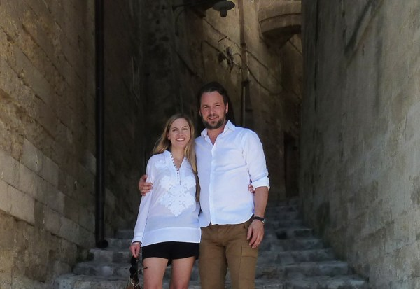 Amberlair Crowdsourced Crowdfunded Boutique Hotel - Kristin and Marcus in Matera - Italy
