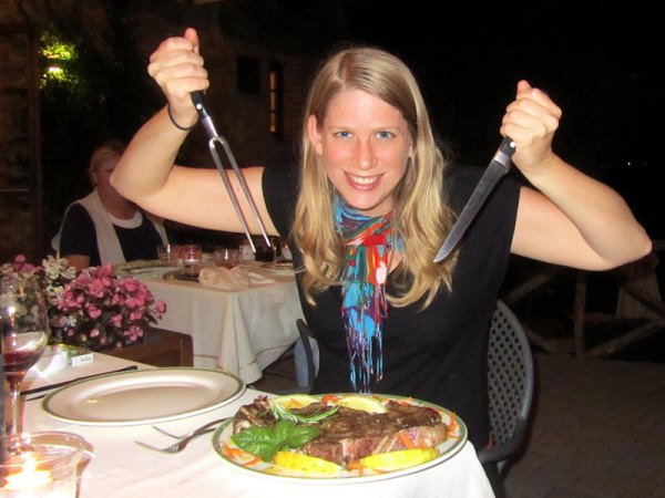 Amberlair Crowdsourced Crowdfunded Boutique Hotel - Meet #ItalyBoholover Elyse Pasquale of Foodie International @foodieintl
