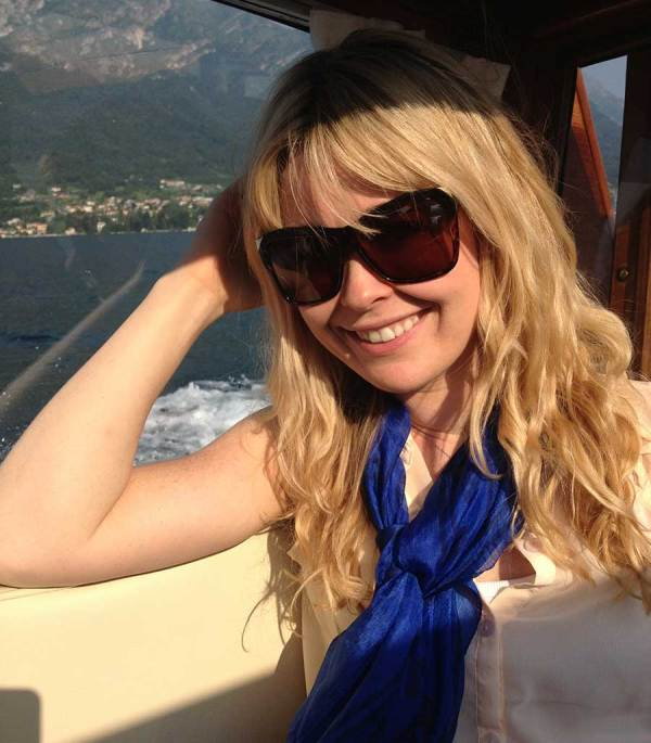 Amberlair Crowdsourced Crowdfunded Boutique Hotel - Meet #ItalyBoholover Nadine Jolie Courtney @nadinecourtney
