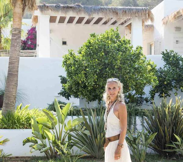 Amberlair Crowdsourced Crowdfunded Boutique Hotel - #BoHoLover: Meet Caroline & Rushan of Pure House Ibiza @PureHouseIbiza