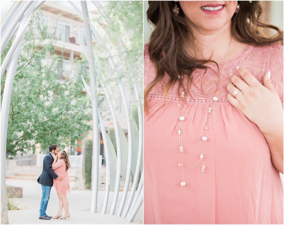 Scottsdale_Engagement_Downtown_Urban_Pink_Dress_Suit_18
