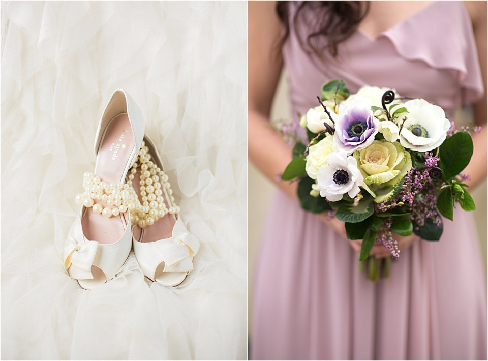 Ivory Kate Spade Shoes