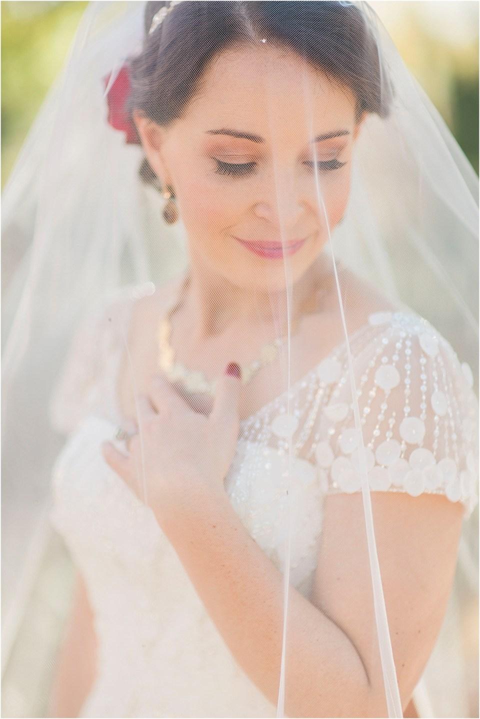 Bridal Portraits at Hacienda Del Sol, Tucson, Arizona