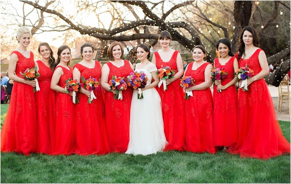 Bridesmaid Photo, Tucson, Arizona, Private Estate