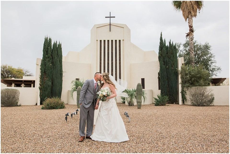 St Frances De Sales Tucson Catholic Wedding.