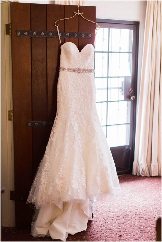 Bridal details at Historical Arizona Inn, Tucson, Arizona