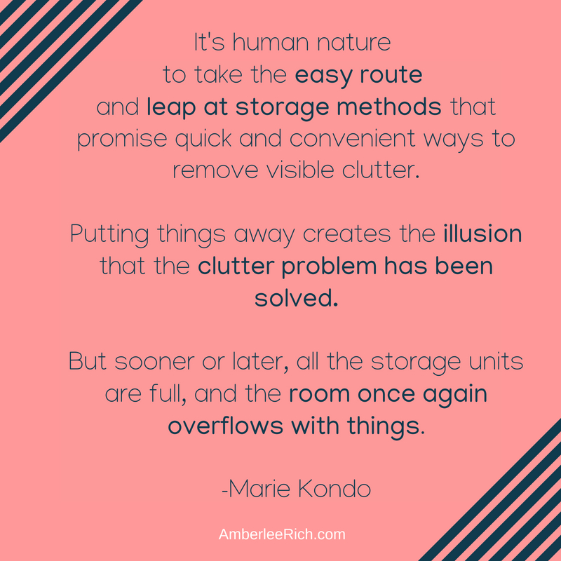 What Marie Kondo Taught Me 3