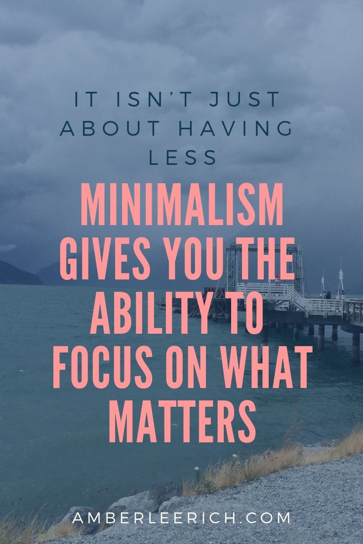 7 Minimalism Lifestyle Benefits 6