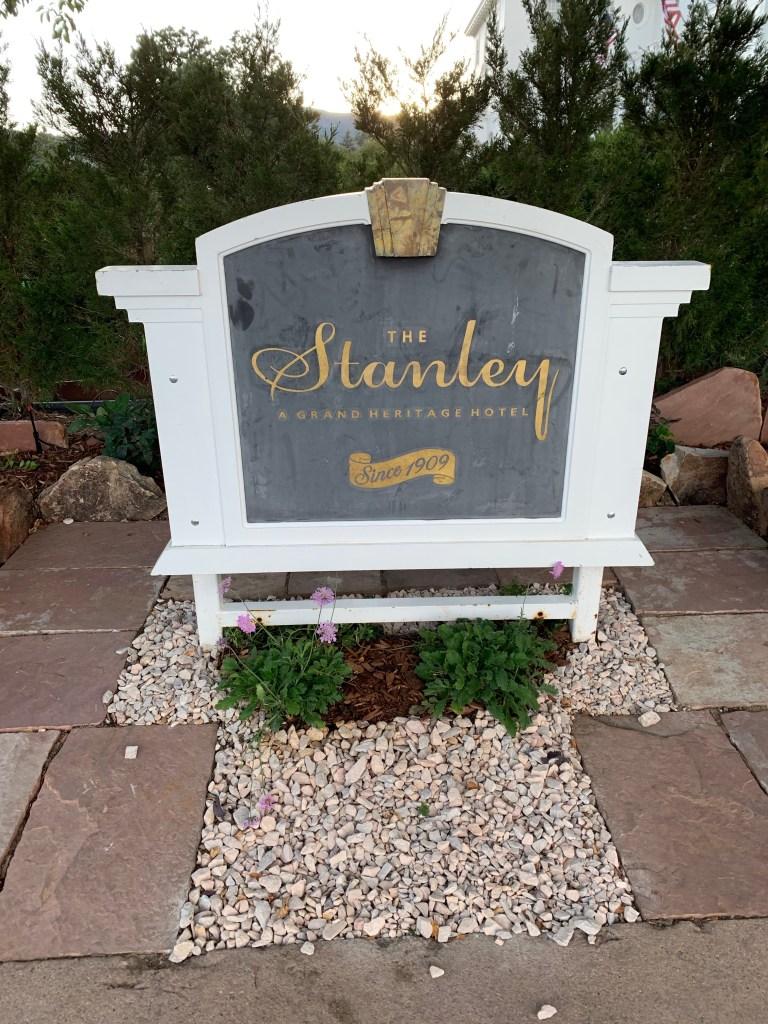 The Stanley in Estes Park, Colorado.