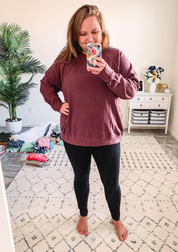 I am obsessed with Old Navy! They have so many cute things and the sales they have are on point. Their plus size selection is also good!