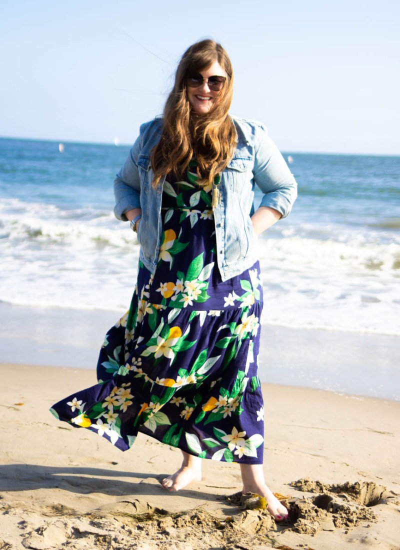 Easy Breezy Summer Dress Look