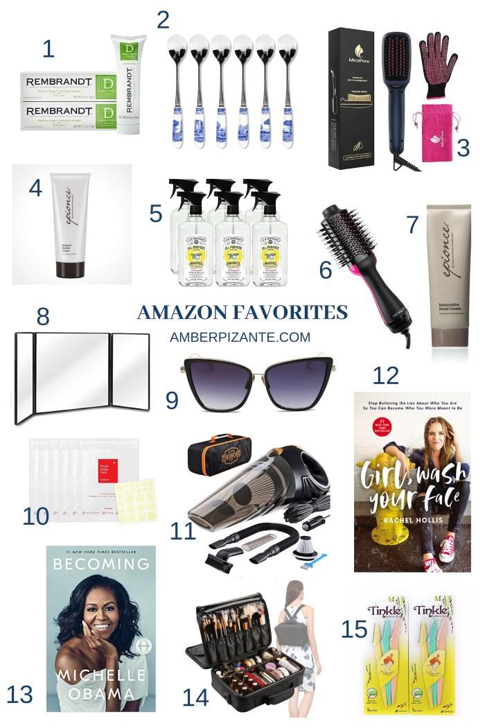 Favorite Amazon Purchases Lately | amberpizante.com