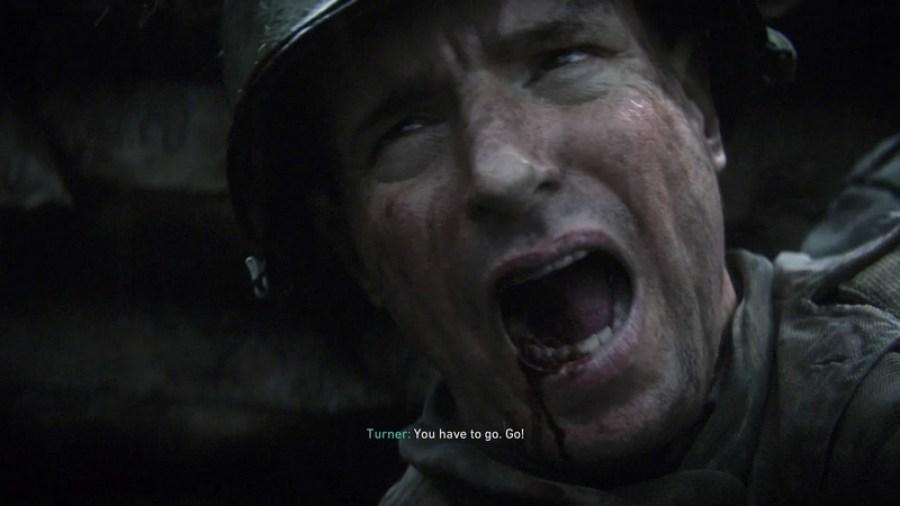 Call of Duty: WW2 - First Lieutenant Joseph Turner