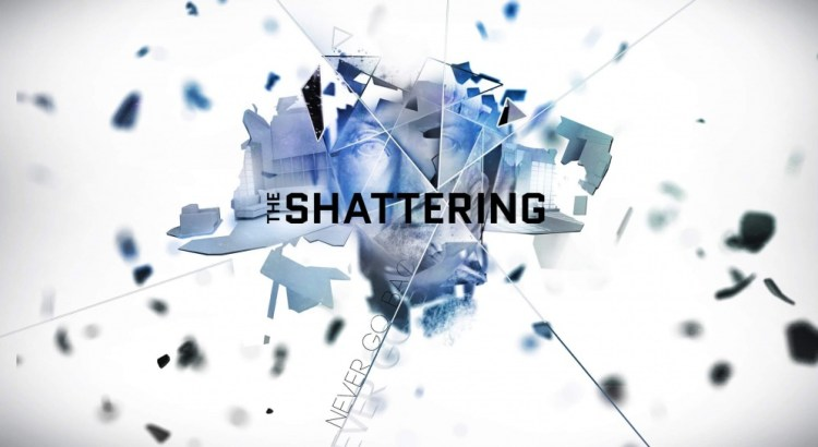 The Shattering title artwork