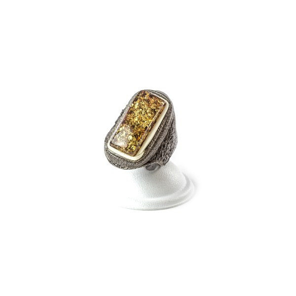 leather-ring-with-natural-baltic-amber-magic