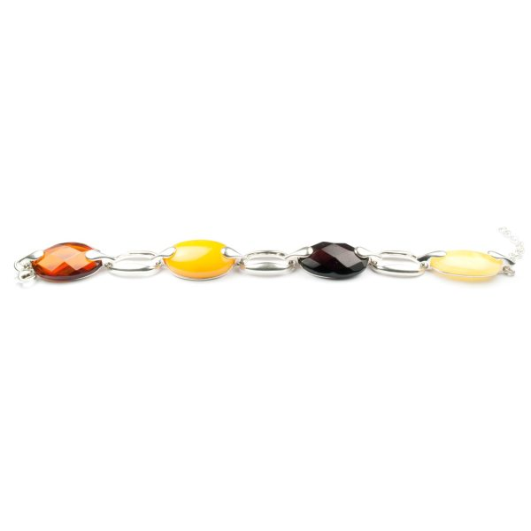 silver-chain-bracelet-with-natural-baltic-amber-fashion-3