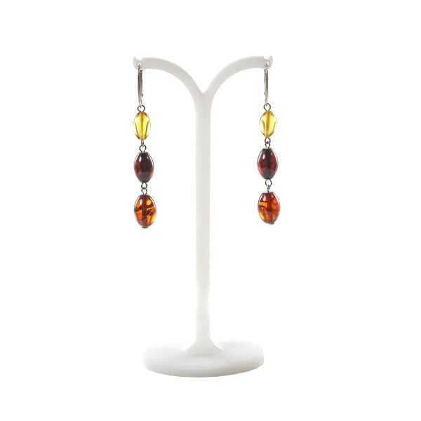 silver-earrings-with-natural-baltic-amber