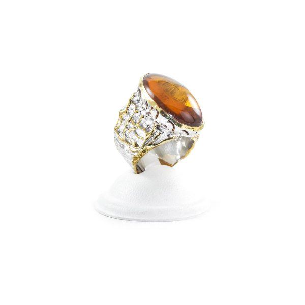 silver-ring-with-amber-stone-relict-2