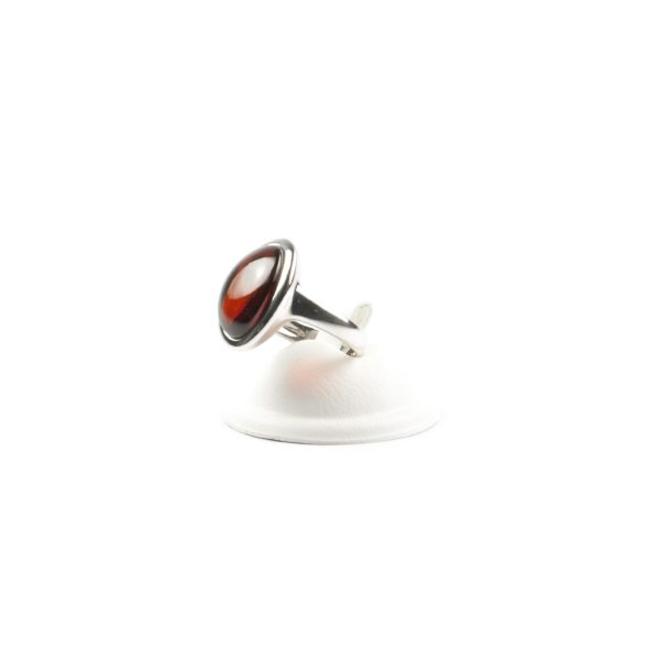 silver-ring-with-cherry-natural-amber-stone-paris
