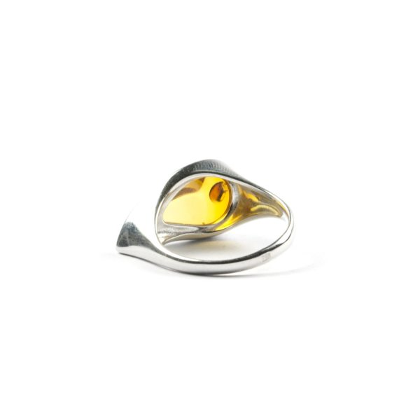silver-ring-with-natural-baltic-amber-venera-7