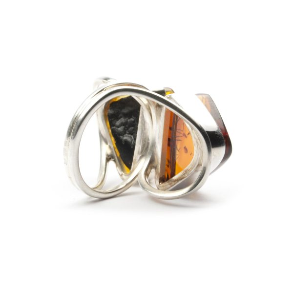 silver-ring-with-two-batural-baltic-amber-stones-front-view2