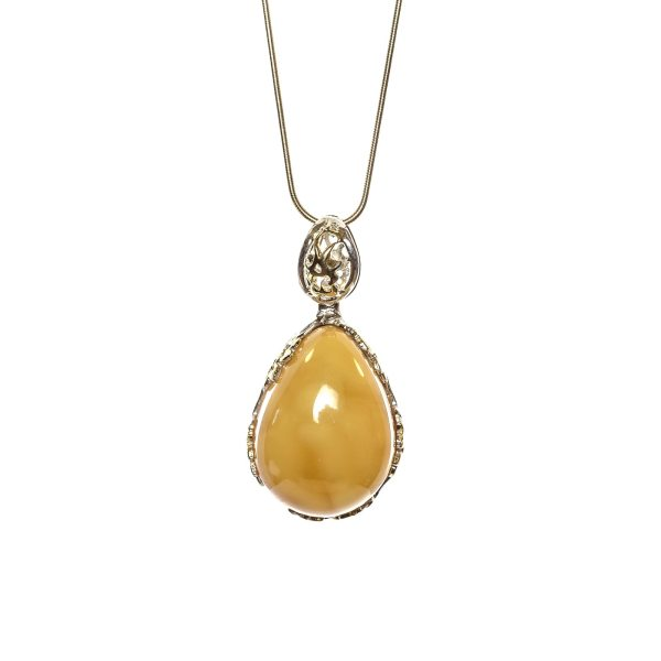 amber-pendant-with-gold-plated-silver-youth