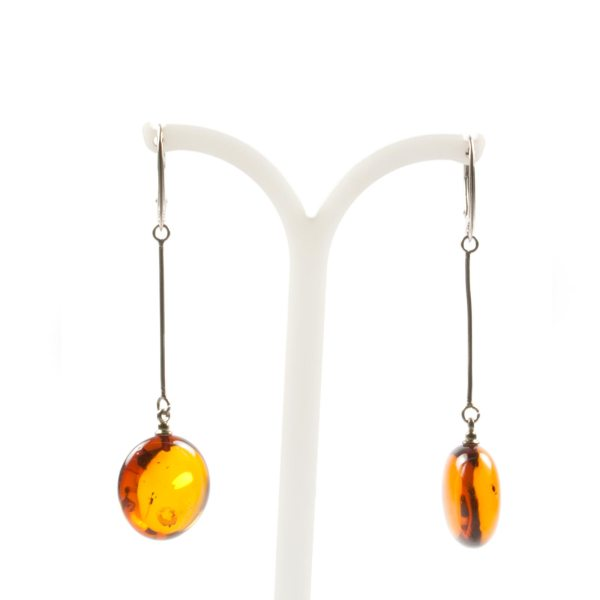 earrings-from-natural-baltic-amber-on-silver-chain-cherries-3