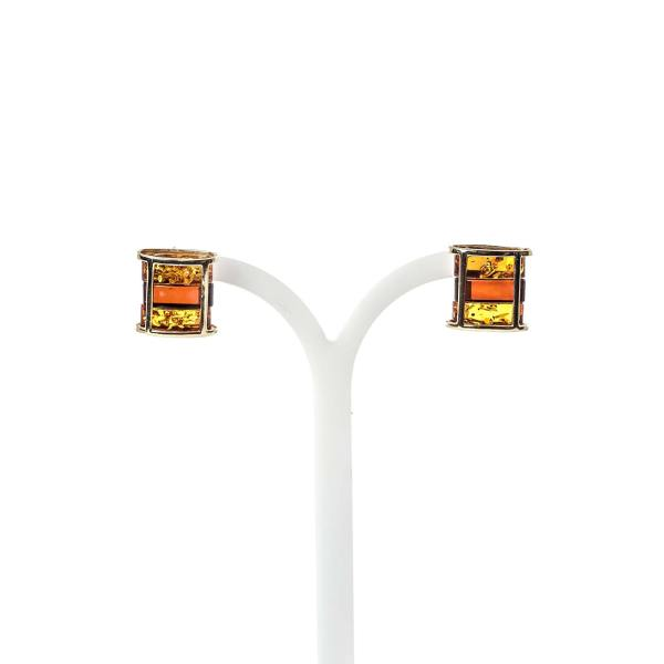 gold-earrings-14k-with-natural-baltic-amber-aesthetics-2