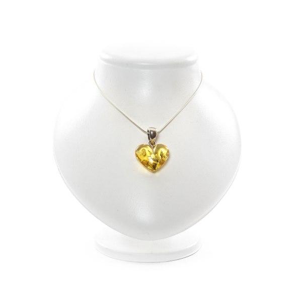 natural-baltic-amber-pendant-on-silver-holder-treasure-III-yellow-2