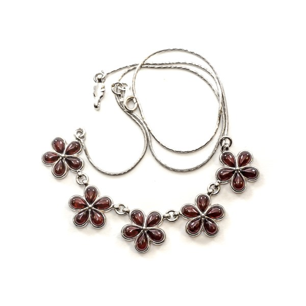 silver-necklace-with-baltic-amber-flower-cherry-1