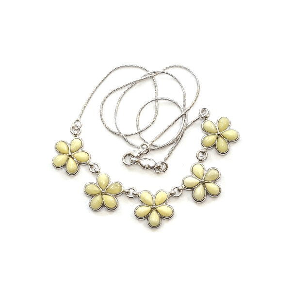 silver-necklace-with-baltic-amber-flower-yellow-1
