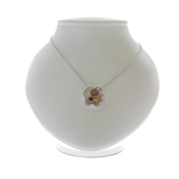 silver-necklace-with-natural-baltic-amber-pearls-main