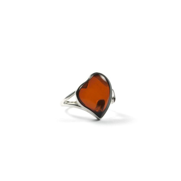 silver-ring-with-natural-baltic-amber-two-hearts-5