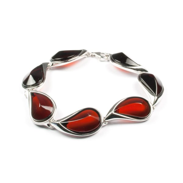 sterling-silver-bracelet-with-natural-baltic-amber-veneraII-cherry