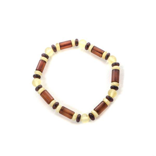 Men's Amber Bracelet Top
