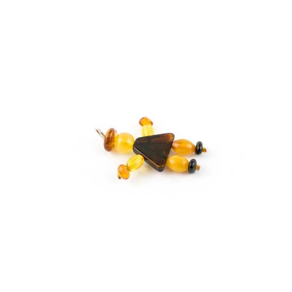 Amber Pendant Figurine