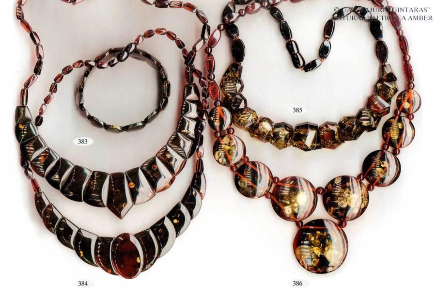 383-386 bernsteinkette großhandel