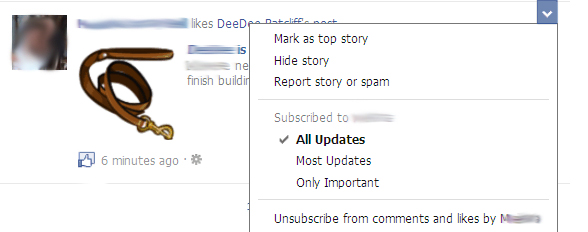 Facebook Fixes: Reduce the Comment and Like spam (2/2)