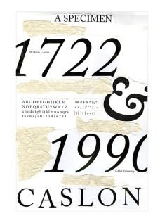 Caslon - typographic layout5