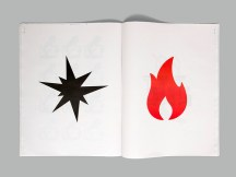 McCarthy's London riots using pictograms