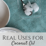 Real Uses for Coconut Oil