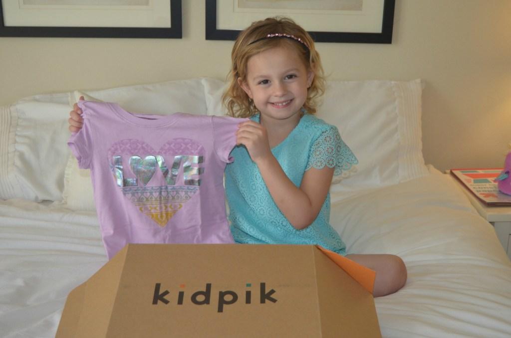 Oakley's first KidPik!!