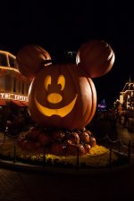 Mickey Pumpkin III